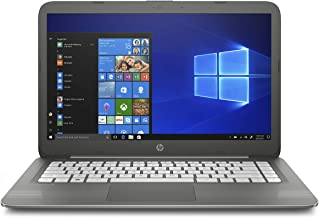 HP Stream 14-inch Laptop, Intel Celeron N3060 Processor, 4 GB SDRAM Memory, 32 GB eMMC..