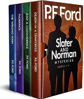 Slater & Norman Mysteries Boxed Set 1 (Dave Slater Mystery Novel Box Sets)