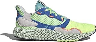 adidas Men's ZX 4000 4D Shoes Hi-Res Yellow EF9623