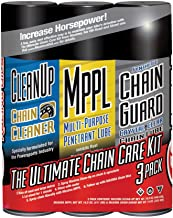 Maxima Synthetic Ultimate Chain Care Kit - Combo 3 Pack 70-779203