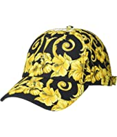 Versace - Printed Golf Design Hat