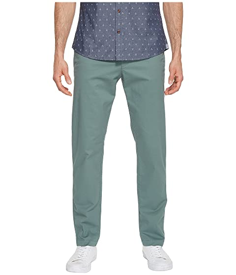Original Penguin Pants P55 Slim Stretch Chino Pants, DUCK GREEN