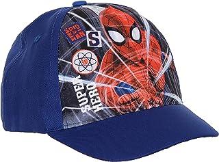 Marvel Disney Officiel Spiderman Enfants garçons Chapeaux Casquette de Baseball âgés de 2 à 6 Ans