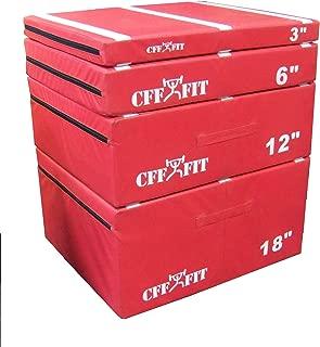 CFF Cushion Plyo Boxes