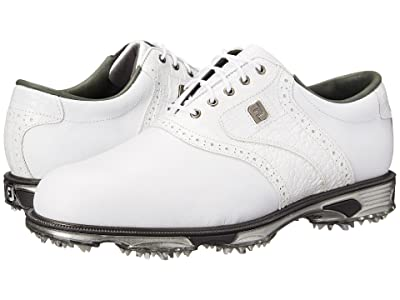 FootJoy DryJoys Tour (White/White Croc) Men