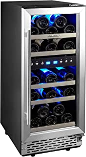 ewave wine cooler 30 bottle