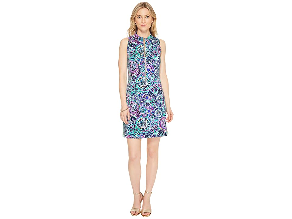 Lilly Pulitzer Opal Shift Dress (Multi The Swim Engineered Dress) Women