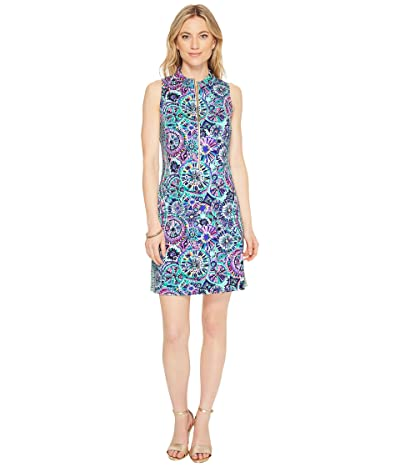 Lilly Pulitzer Opal Shift Dress (Multi The Swim Engineered Dress) Women
