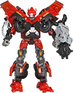 Transformers Dark Of The Moon Mechtech Voyager Class Cannon Force Ironhide Figure