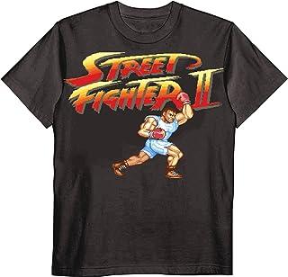 (テラソラル) terasolar ストリートファイターⅡ バイソン Tシャツ
