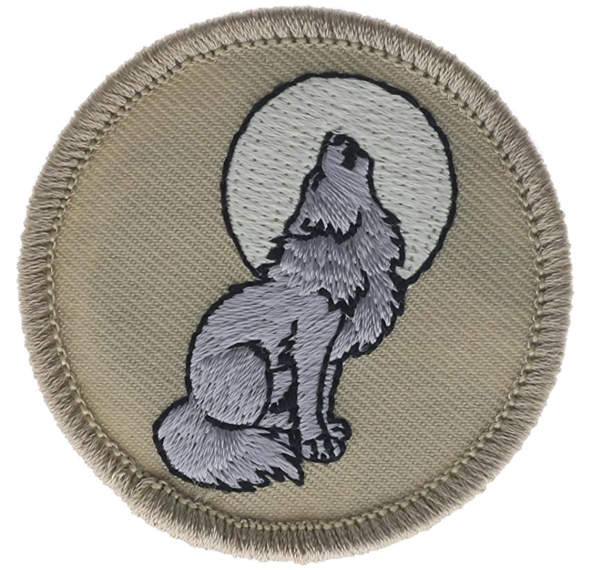 Howling Wolf Patrol Official BSA 2