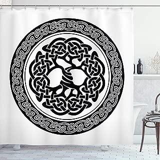 Best celtic design curtains Reviews