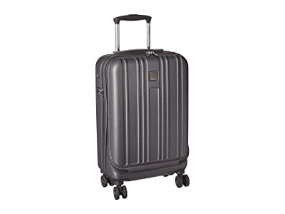Hedgren Transit Boarding Small Carry-On (Tornado Grey) Carry on Luggage