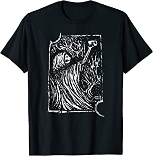 Satanic Ritualist T Shirt by Kraftd