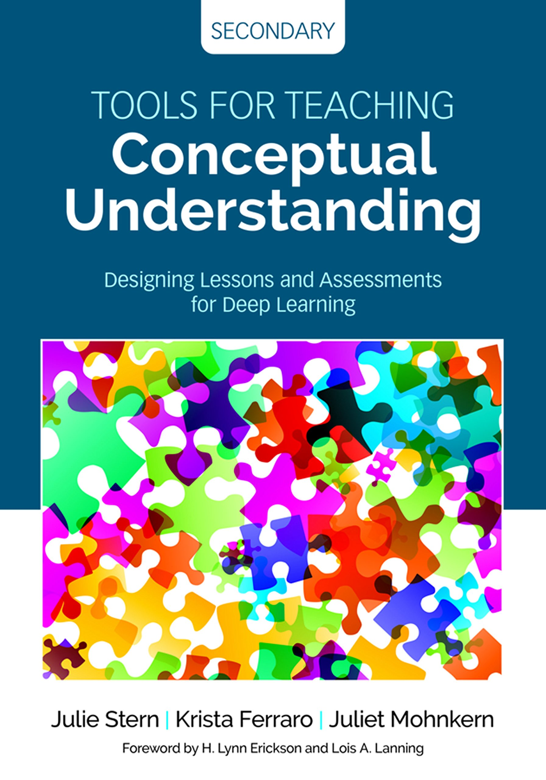 Image OfTools For Teaching Conceptual Understanding, Secondary: Designing Lessons And Assessments For Deep Learning (Corwin Teachi...