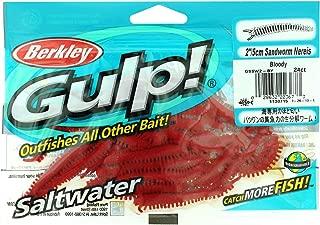 Berkley Gulp! Sandworm, 2in | 5cm, Soft Bait - 2in | 5cm