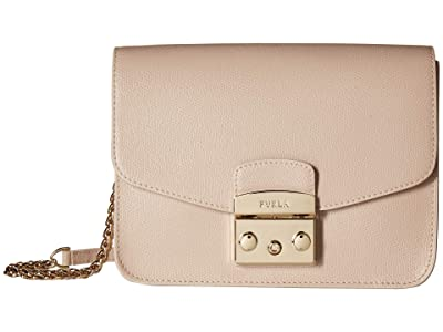Furla Metropolis Small Crossbody (Dalia) Cross Body Handbags