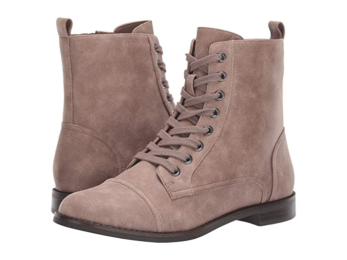 Aerosoles  Prism (Grey Fabric) Womens Lace-up Boots