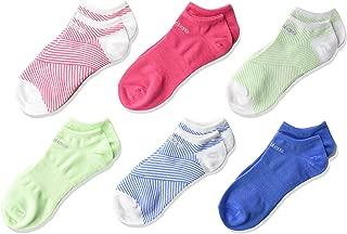 adidas Kids' - Girls Superlite No Show Socks (6-Pair)