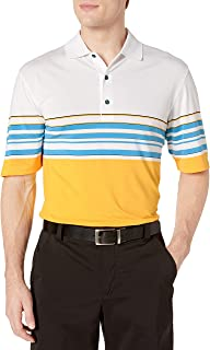Greg Norman Men's Drift Polo Golf Shirt