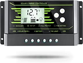 Best solar panel regulator 12v Reviews