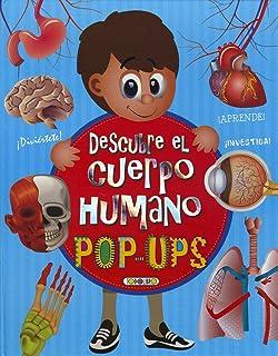 Descubre el cuerpo humano pop-ups