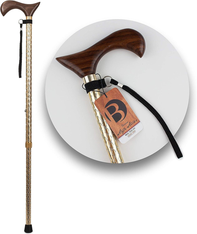 shop Brazos shipfree Walking Cane Adjustable Engraved Aluminu and Lightweight
