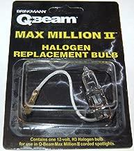 Brinkmann Q-Beam Max Million II Halogen Replacement Bulb