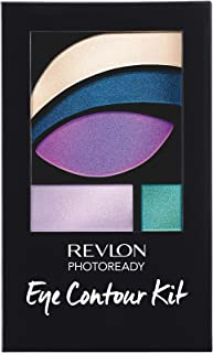 Revlon Photoready Eclectic - Primer/Shadow/Sparkle Eye Palette, 2.8 g, Number 517