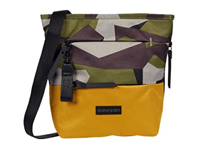 Sherpani Sadie (Swedish Camo) Cross Body Handbags