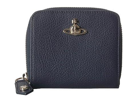 Vivienne Westwood Balmoral Medium Zip Wallet