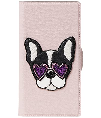 Kate Spade New York Sylvia Francois Mag Folio for iPhone(r) 11 Pro (Tutu Pink) Cell Phone Case