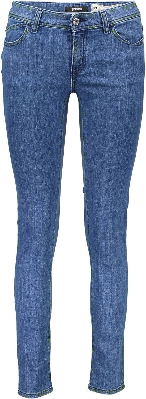 Just Cavalli S04LA0118 N31396 Jeans Denim Women blue 713 26