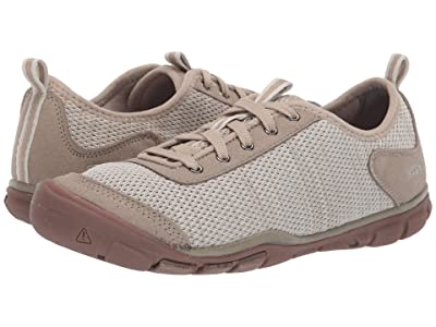 Keen Hush Knit CNX (Plaza Taupe/Silver Birch) Women