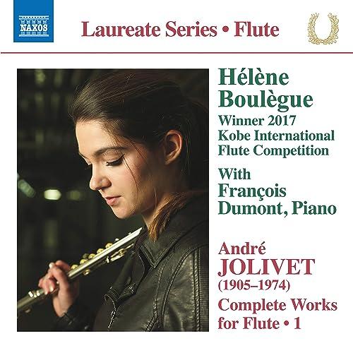 Jolivet: Complete Works for Flute, Vol. 1