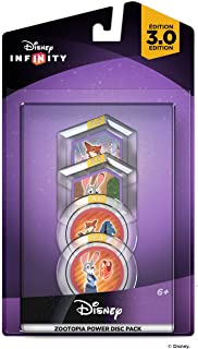 zootopia power disc pack