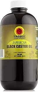 Tropic Isle Living Jamaican Black Castor Oil PET Bottle (8 ounce)