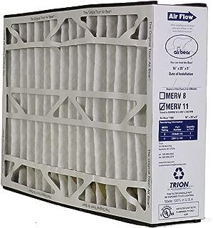 259112-105 16x25x5 Trion Air Bear Supreme 1400 MERV 11 Media Filter