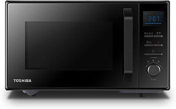 Toshiba MW2-AC25TF(BK) 4-in-1 Mikrowelle mit Heißluft &