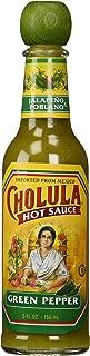 Cholula Green Pepper Hot Sauce, 5 Fl Oz