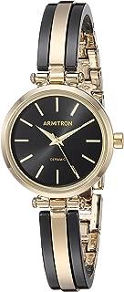 Armitron Women's 75/5523 Ceramic Bangle Watch