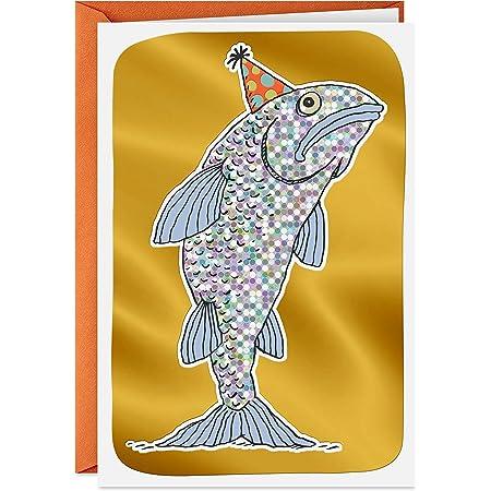 Hallmark Shoebox Funny Birthday Card (Birthday Cod) - 369RZF1007, 5.0 x 7.19
