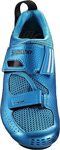 SHIMANO SH-TR9 Cycling schuhe - Men's Blau; 49
