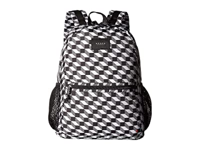 STATE Bags Bedford (Black/White) Backpack Bags