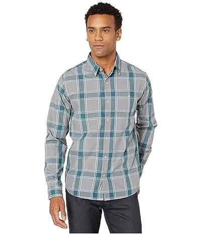 Mountain Hardwear Rogers Passtm Long Sleeve Shirt (Manta Grey) Men