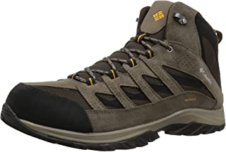 Men's Crestwood Mid Waterproof Hiking Boot Shoe