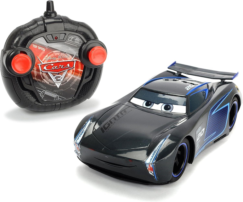 Disney Cars 3 R C 1 24 Final Race Jackon Strom Turbo Racer