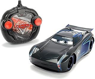 Dickie Toys 203084005 - RC voertuig Cars 3 verschillende uitvoeringen Jackson Storm 1/24 0 zwart