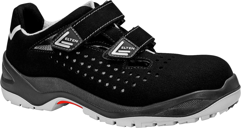 Elten 71245-37 Impulse gris Easy Chaussures de sécurité ESD S1 Taille 37