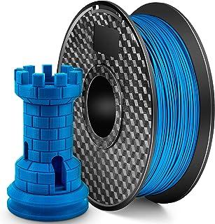 LONENESSL 3D PLA Printing Filament 1.75mm 1KG Spool Printer Filament Bundle, Dimensional Accuracy +/- 0.02 mm Printer Cons...